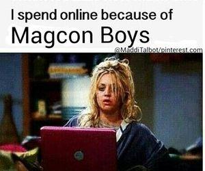 magcon, magcon boys, and boy image