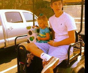 skylynn, cute, and nash grier image