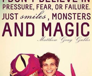 criminal minds, magic, and smiles image