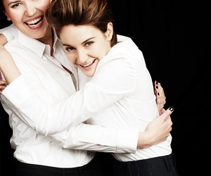 pretty, Shailene Woodley, and divergent image