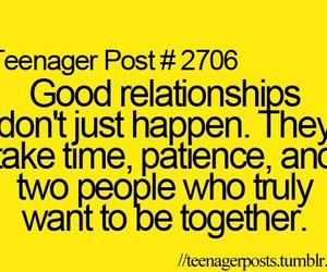 Relationship, quote, and together image