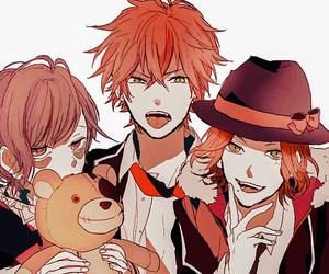 diabolik lovers, anime, and vampire image
