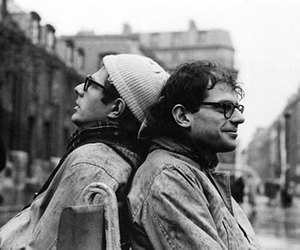 Allen Ginsberg, peter, and love image