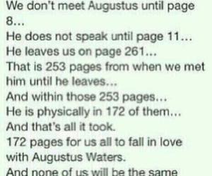 the fault in our stars, augustus waters, and john green image