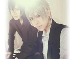 anime cosplay, vampire knight cosplay, and kaname cosplay image