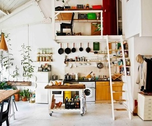 colours, kitchen, and modern image
