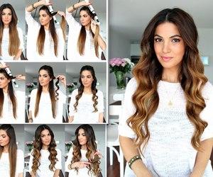 hair and negin mirsalehi image