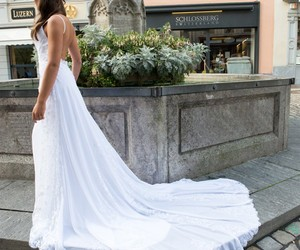 dresses, hand made, and romantic image