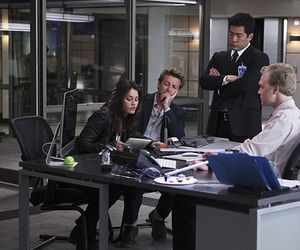 the mentalist and robin tunney image
