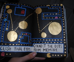 pacman and wreck this journal image