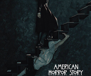 american horror story, asylum, and ahs image