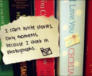 quote, books, and moment image