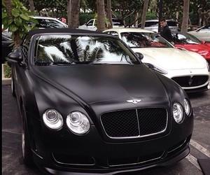 Bentley, gt, and luxury image
