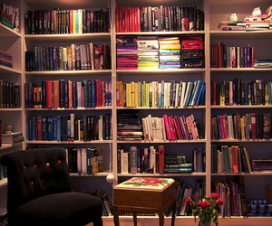 book, heaven, and books image