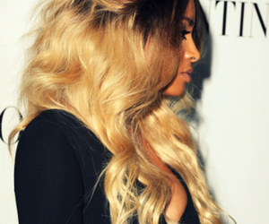 ciara, hair, and ombre image