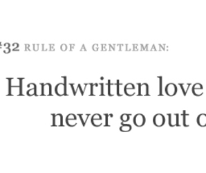 love, gentleman, and letters image