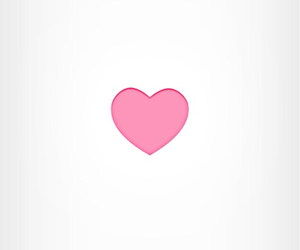 heart, lol, and pink image