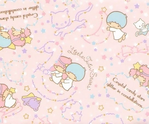 background, sanrio, and wallpaper image