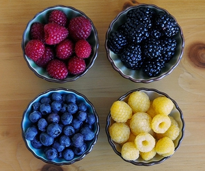 fruit, berries, and food image