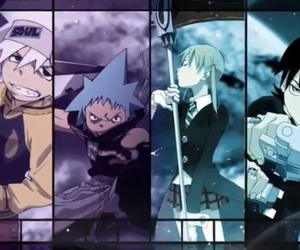 kid, soul, and soul eater image