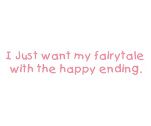 ending, text, and fairy tales image