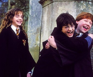 harry potter, true friends, and ron wesley image