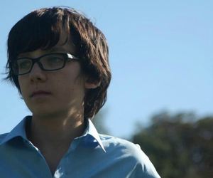 glasses, british actor, and asa butterfield image