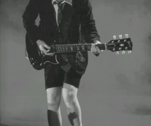 ACDC, angus young, and ac dc image