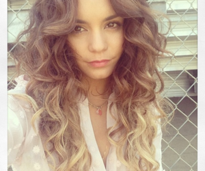 vanessa hudgens, hair, and ombre image