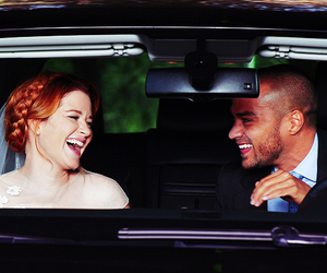 love, grey's anatomy, and japril image