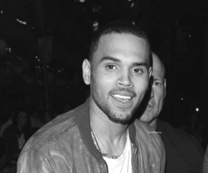 chris and chris brown image