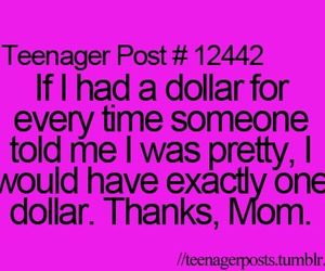 mom, pretty, and teenager post image