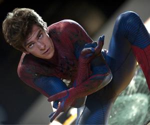 spiderman, andrew garfield, and the amazing spiderman image