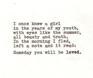 quotes, girl, and love image