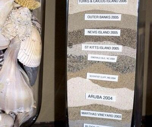 sand, travel, and vacation image