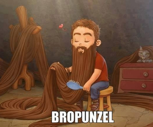 funny, lol, and rapunzel image