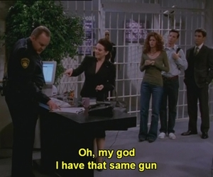 90's, will and grace, and 00's image