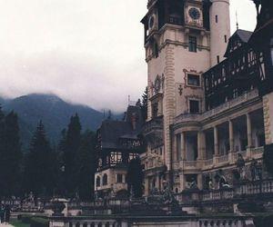castle, vintage, and architecture image