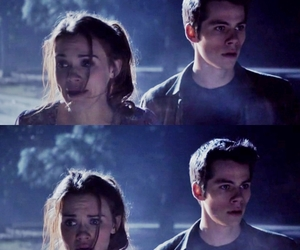 couple, holland roden, and teen wolf image