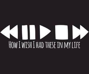 life, play, and wish image