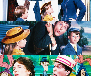 disney, julie andrews, and Mary Poppins image