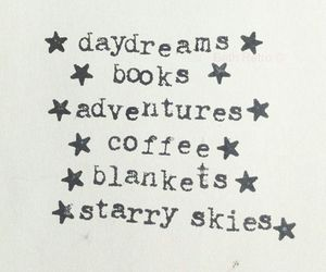 adventures, blankets, and books image