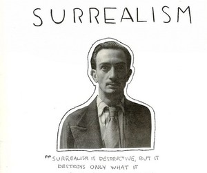 surrealism, salvador dali, and art image