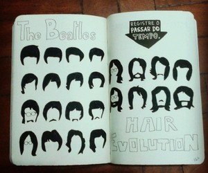 ideas, journal, and the beatles image