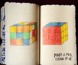 drawing, wreck this journal, and wreckthisjournal image