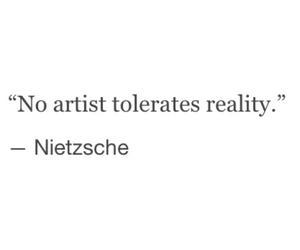 quotes, nietzsche, and art image