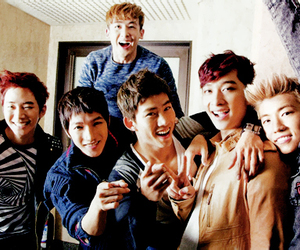 2PM, wooyoung, and chansung image