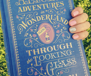 alice, Lewis Carroll, and alice in wonderland image