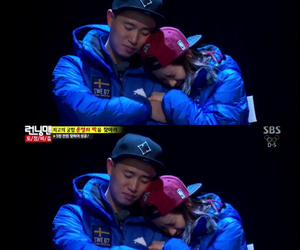 running man, song jihyo, and kang gary image