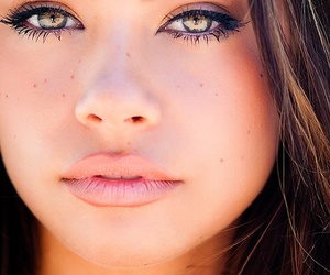 eyes, pretty, and beautiful image